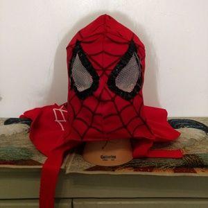 Spiderman Cape childrens
